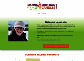 makingyourowncandles.co.uk