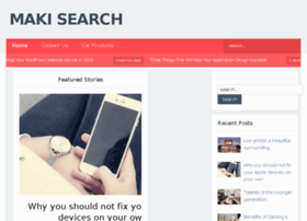 makisearch.com