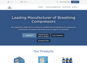 makocompressors.com
