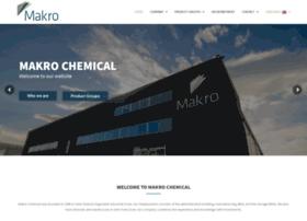 makrochemical.com