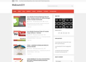 maksum231.blogspot.com