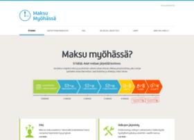 maksumyohassa.fi