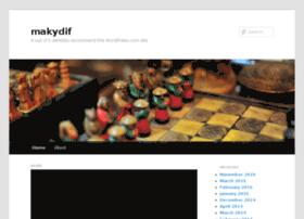 makydif.wordpress.com