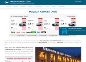 malaga-airport.net