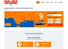 malagaairport.eu