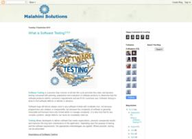 malahinisolutions.blogspot.com
