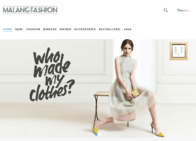 malangfashion.com