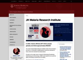 malaria.jhsph.edu