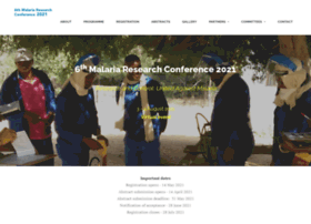 malariaconference.mrc.ac.za