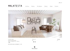 malatesta-maison.com