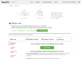 malawi.visahq.com