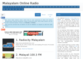 malayalamradio.techcollections.co