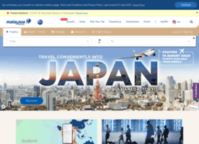 malaysiaairlines.com
