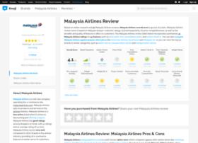 malaysiaairlines.knoji.com