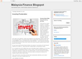 malaysiafinance.blogspot.com.au
