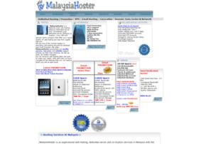 malaysiahoster.com