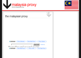 malaysiaproxy.com