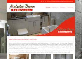 malcolmbrown-bathrooms.co.uk