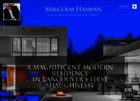 Malcolmhasman.com