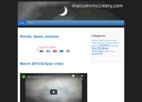 malcolmmccreery.com
