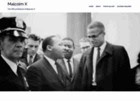 malcolmx.com