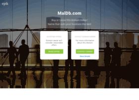 maldb.com