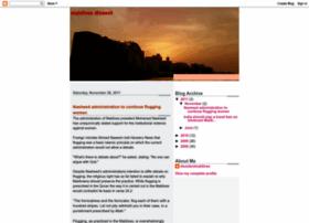 maldivesdissent.blogspot.com