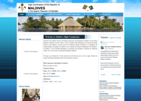 maldivesembassy.pk