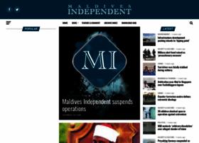 maldivesindependent.com