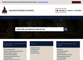 maldon.gov.uk