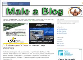 maleablog.com