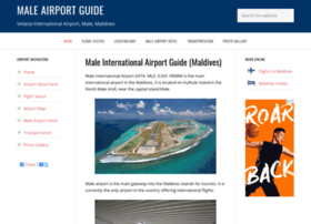 maleairport.com
