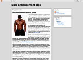 maleenhancementtipsforyou.blogspot.com