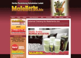 maleherbs.biz