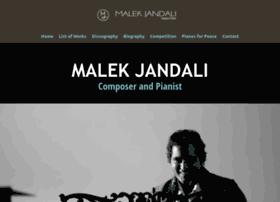 malekjandali.com
