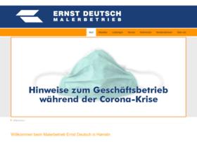 maler-ernst-deutsch.de