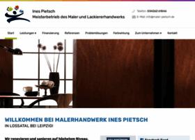 maler-pietsch.de