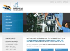 maler-und-lackierermeister-diedrichs.de