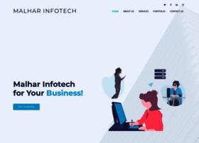 malharinfotech.com