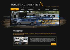 malibuautoservice.com
