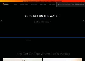 malibuboats.com