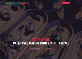 malibufoodandwinefestival.com