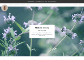 malibuhoney.com