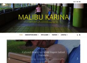 malibukarina.com