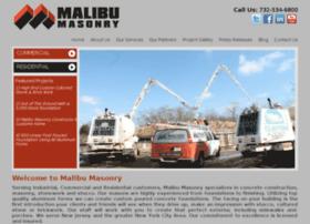 malibumasonry.com
