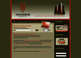 maliciousmedia.com