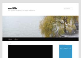 malifiv.wordpress.com