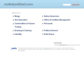 malinlundblad.com