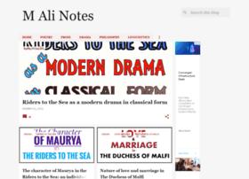 malinotes.blogspot.com