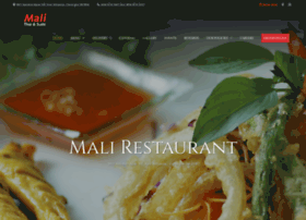 malirestaurant.com